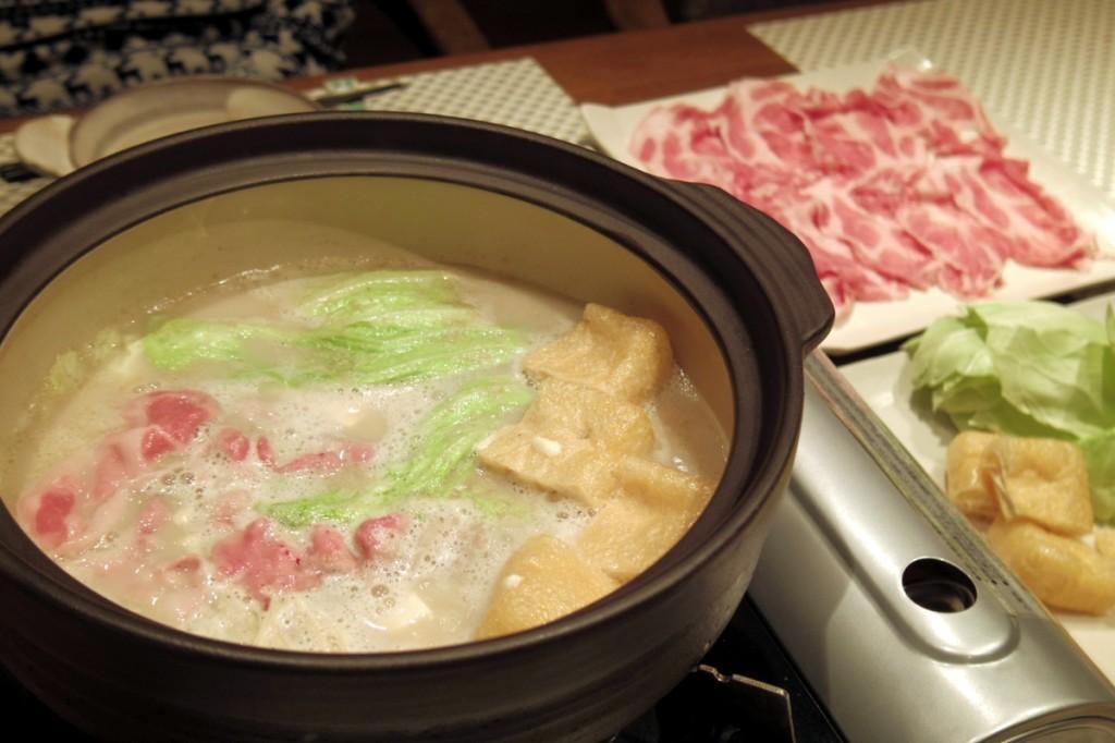 ごま豆乳鍋-026